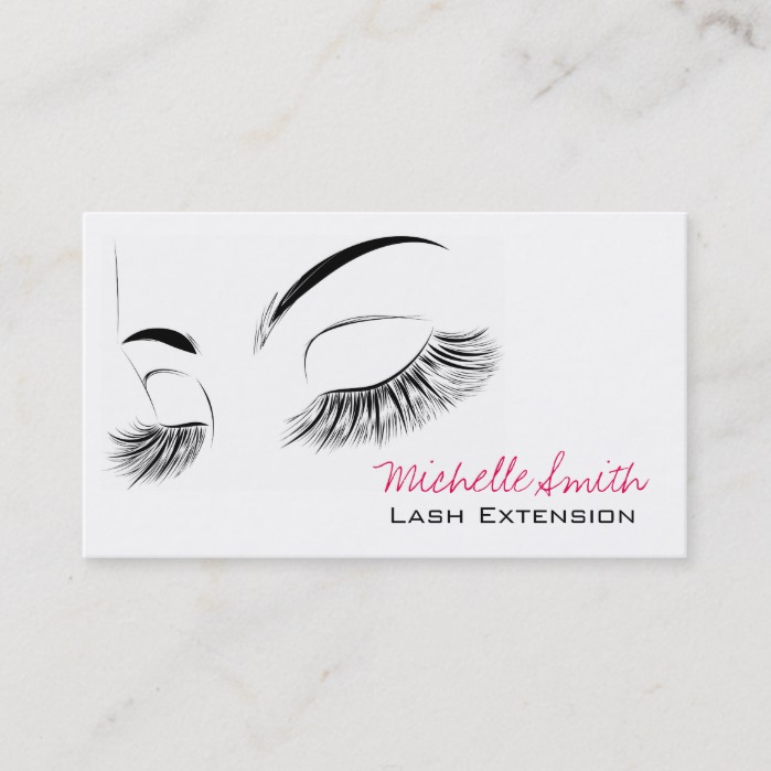 Beautiful Long Eyelashes Lash Extension