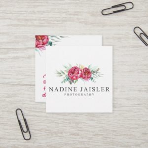 Nadine J Business Cards
