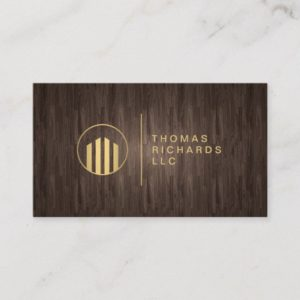 Professional Realtor, Attorney II Business Card