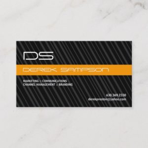 Slick  Business Card